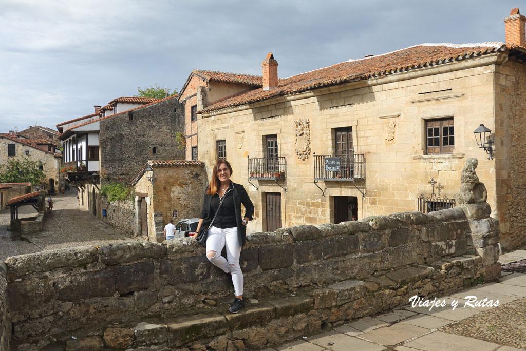 Plaza Colegiata de Santillana del Mar