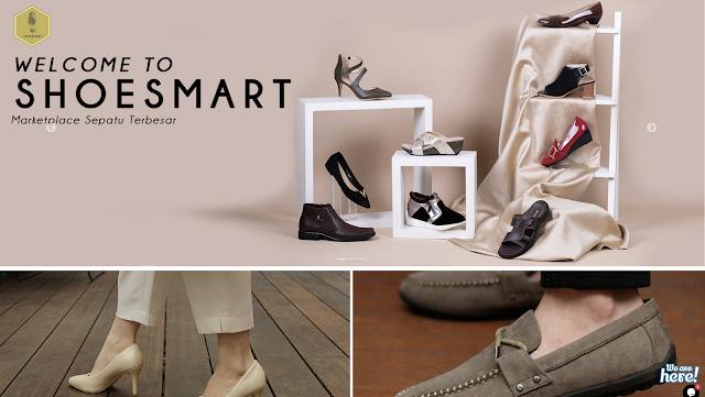 Shoesmart: Marketplace Sepatu Terbesar
