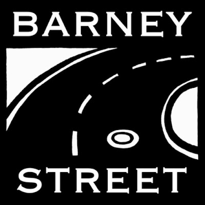 Barney Street logo by Alisa Perks