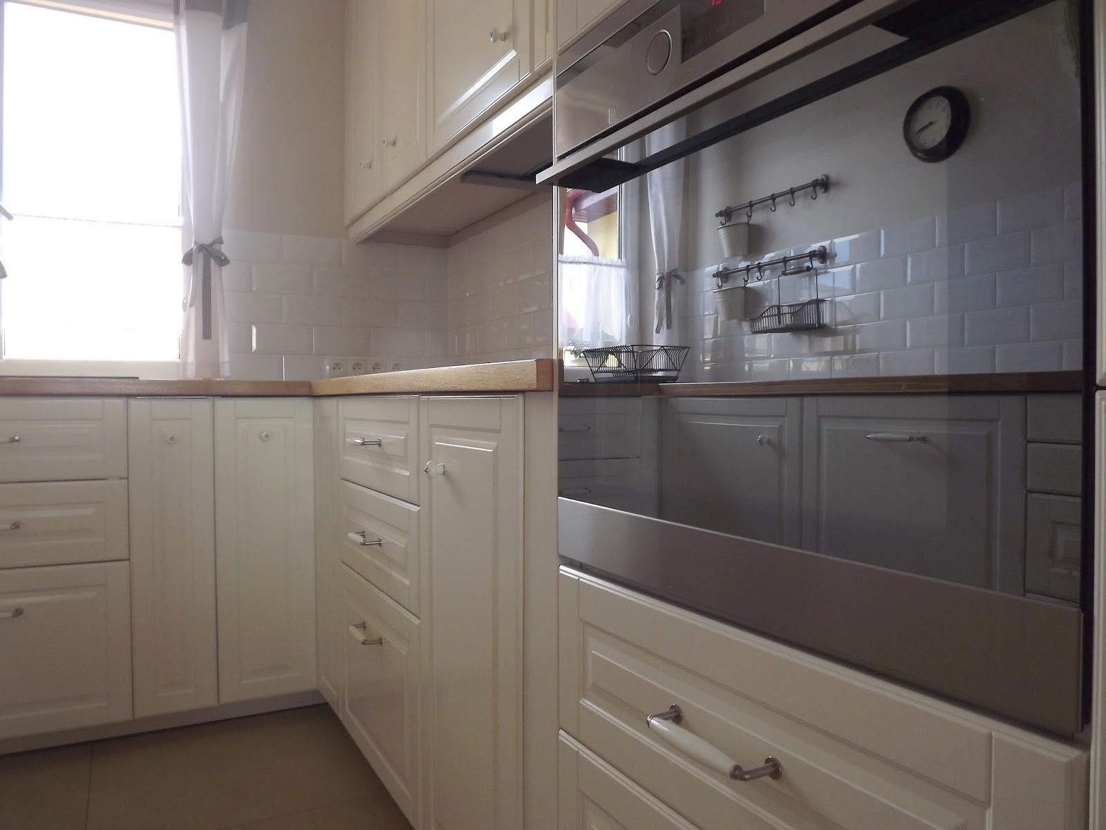 Homemaking Is Hot Kuchnia Z Ikea Na Wymiar
