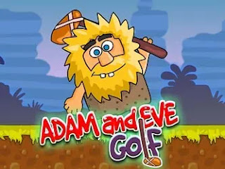 Adam ve Eve Golf - Adam And Eve: Golf