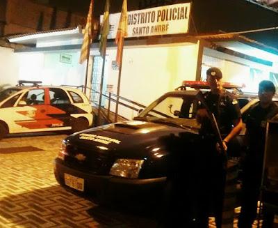 ROMO apreende menor por tráfico de drogas no Bairro Vila Suíça em Santo André