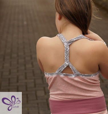 Little free shoulder made by Lin-Kim, Freebook