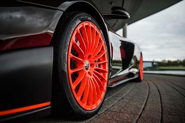 """McLaren 675LT """"Gulf"""""""