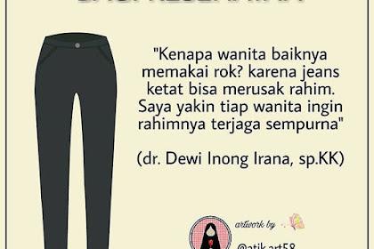 Bahaya Pakai Celana Ketat Untuk Kesehatan, Bisa Merusak Rahim