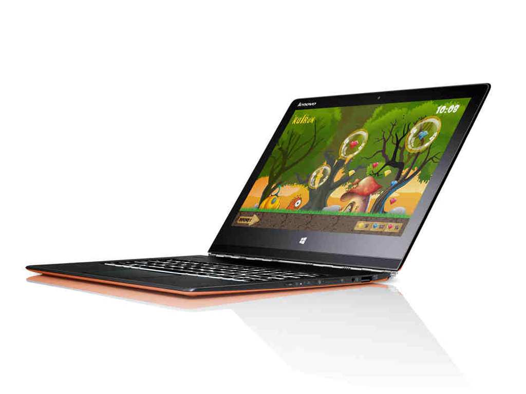 Lenovo Yoga 3 Pro Announced: 13.3-inch QHD, Intel Core M-70, Convertible Notebook