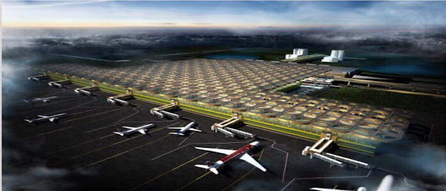 Proyek Ramalan New Yogya International Airport