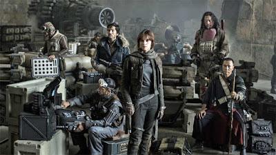 Rogue One - A Star Wars Story detrás de las cámaras