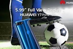 هواتف HUAWEI Y7 Prime 2018 المزوّدة بشاشة عرض كاملة تتصدّر فئة الهواتف المنخفضة
