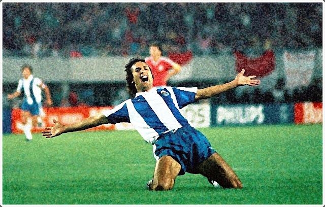Rabah Madjer FC Porto