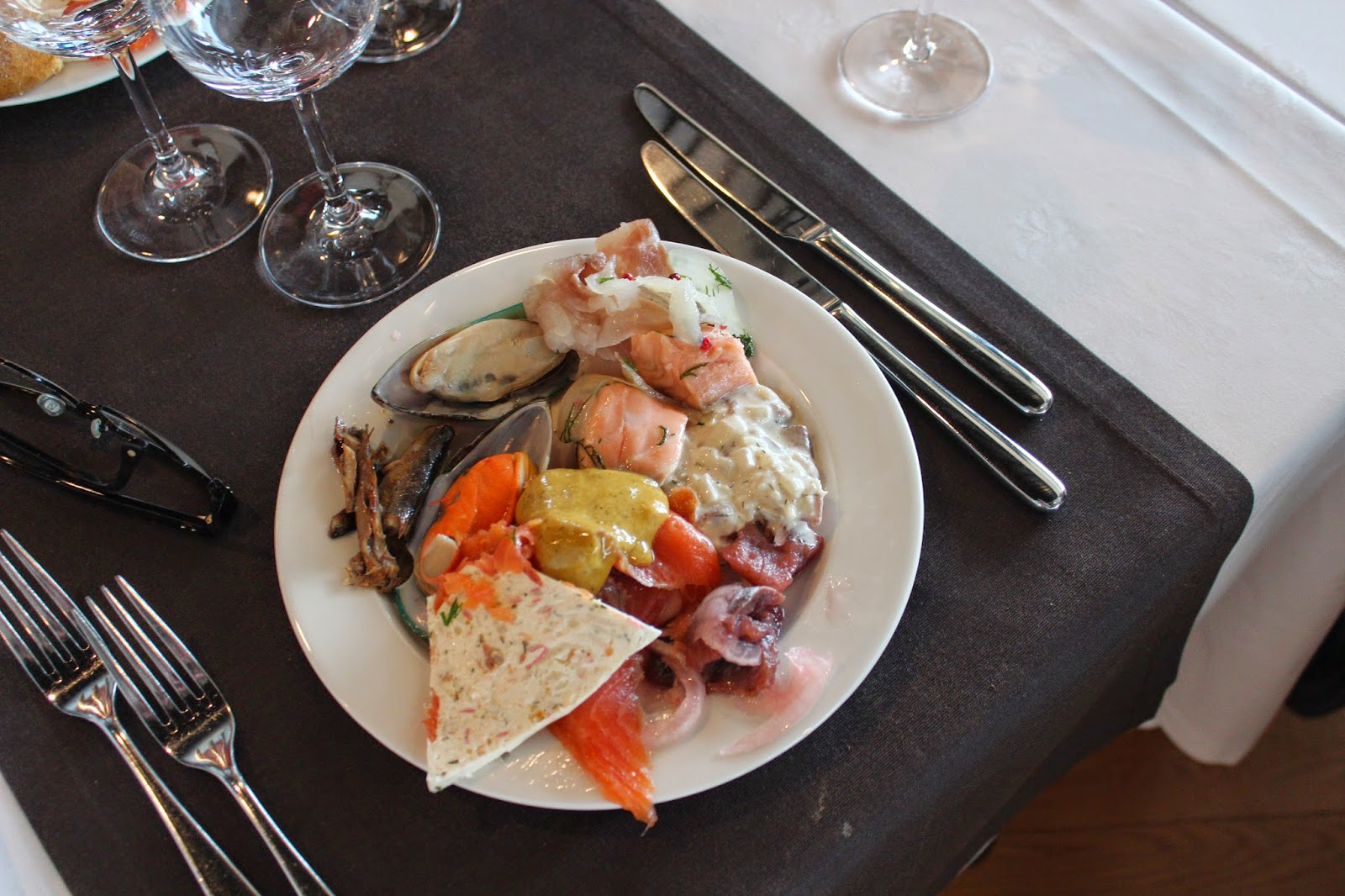 Easter Dinner Finland Lamb