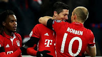 Bayern Munich vs Atletico Madrid 1-0 Video Gol & Highlights