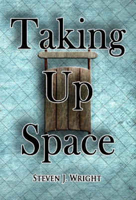 "The book ""Taking Up Space"" by Steven J. Wright deals with the sanctity of life, and has national healthcare crises. It will grab the reader's attention and also cause some serious thinking."