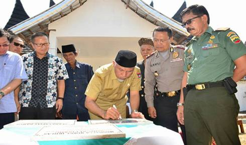 Teluk Kabung Selatan Melangkah Menuju Kampung Wisata Gemamedianet