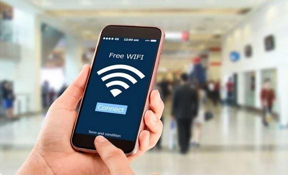 melihat pasword wifi