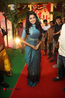 Actress Anupama Parameswaran Stills in Stylish Saree at Shatamanam Bhavathi Audio Launch  0078.JPG