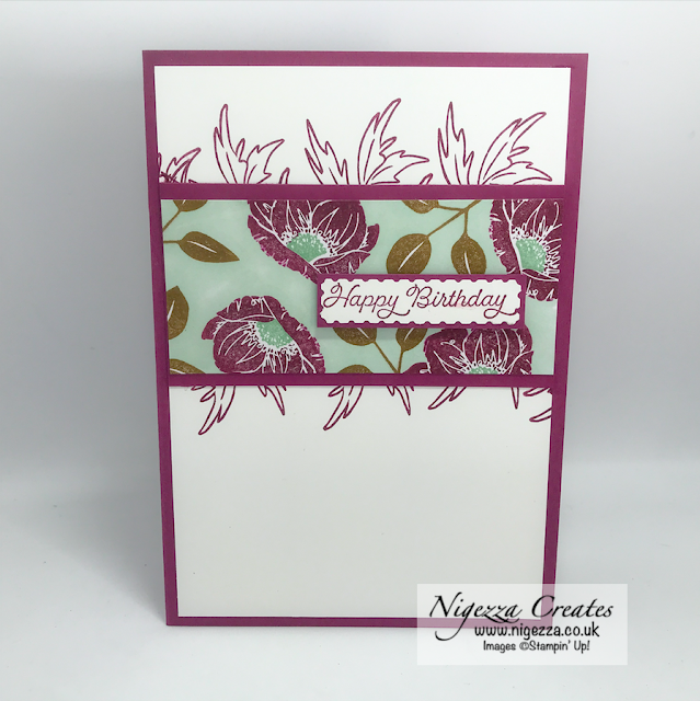 Colour Combo August Blog Hop