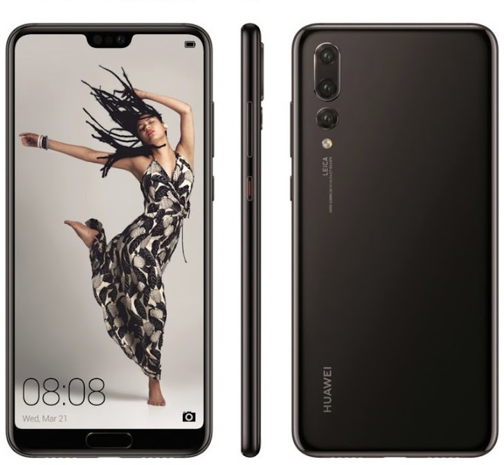 Huawei P20 Pro, Smartphone Octa Core Andalkan  3 Kamera Belakang, Harga 15,3 Jutaan
