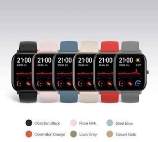 JANGAN SALAH BELI, Ini Perbedaan Xiaomi Huami BIP Lite Amazfit Bip dan Amazfit GTS