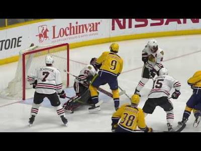 NHL : Predators Clinging to Playoff Life Versus Capitals