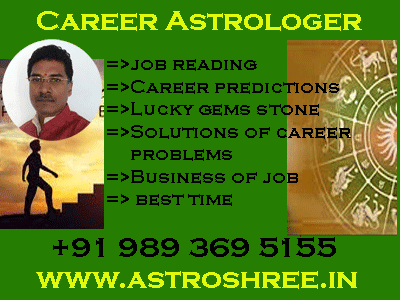 Career Astrologer for guidance about career and education, career astrologer, best career astrologer, famous career astrologer, astrologer for career, career astrology,