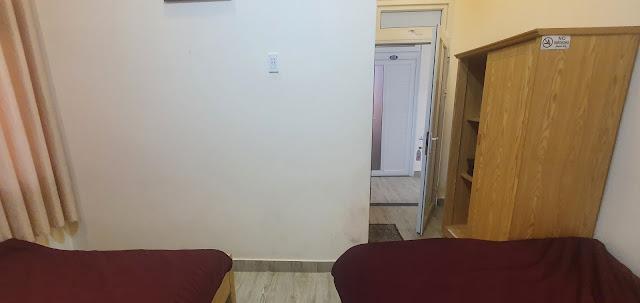 Phòng 2 giường không View