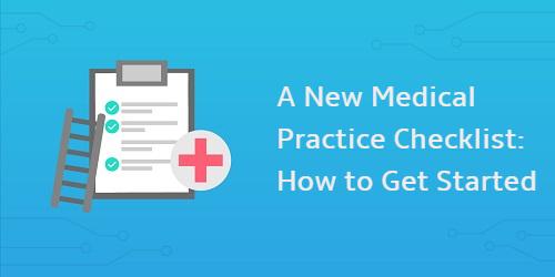medical practice checklist