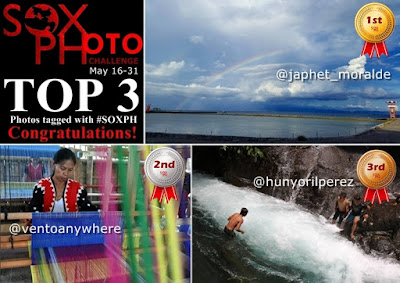 #SOXph Photo Challenge Top 10
