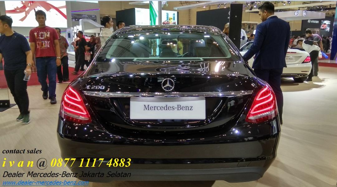 Mercedes Benz Nusantara Dealer Jakarta
