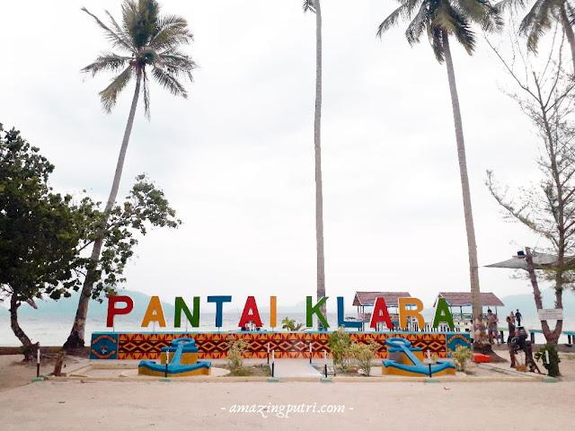 Pantai Klara Lampung, Destinasi Liburan Akhir Pekan