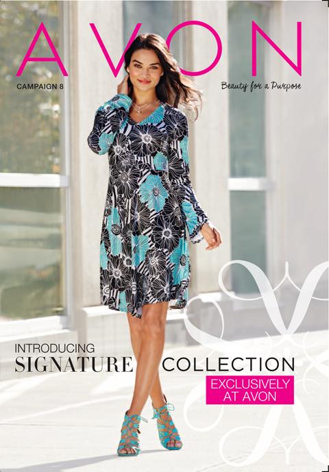 Avon Campaign 8 2016