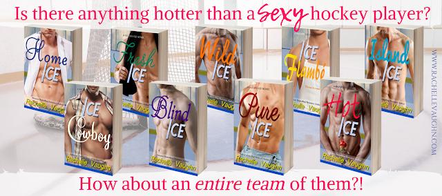 hot sexy sweet hockey romance series book covers razors ice