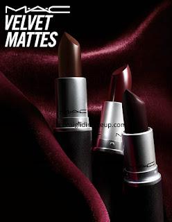 MAC Velvet Mattes