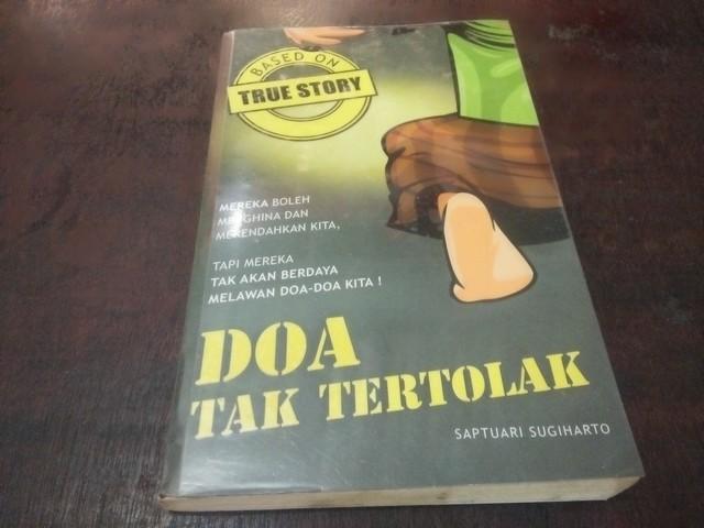 """Resensi """"Doa Tak Tertolak"""";Buku """"Doa Tak Tertolak"""";Resensi Buku """"Doa Tak Tertolak"""";"""