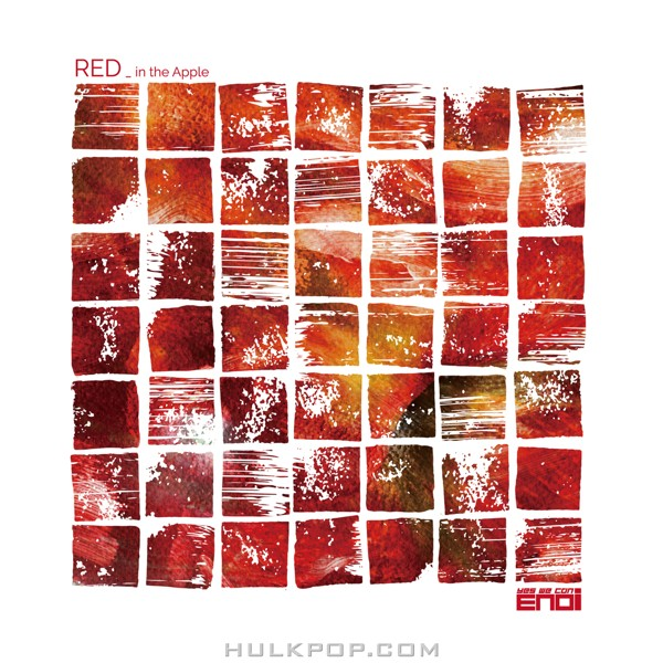 ENOi – RED IN THE APPLE – EP (FLAC)