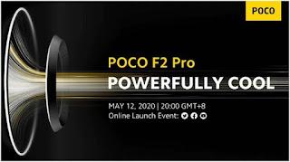 POCO F2 Pro Launch event