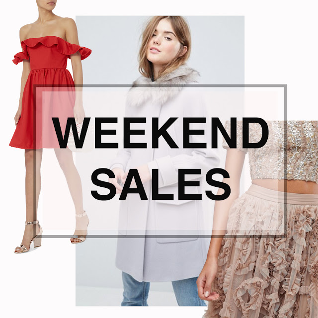 Boston Life & Style Blogger, The Northern Magnolia, shares the best weekend sales on the web!