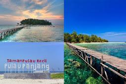 Pulau Panjang - Harga Tiket Masuk & Rute Menuju Lokasi