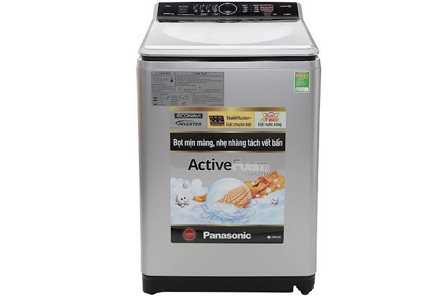 Máy giặt Panasonic NA-FS16V5SRV