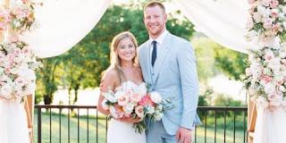 Carson Wentz S Wedding
