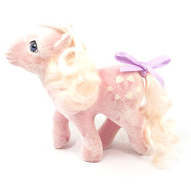 MLP Lickety-Split Year Four So Soft Ponies G1 Pony
