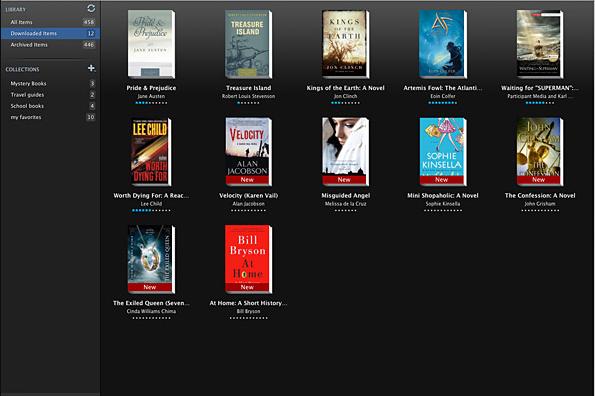 Kindle Reader For Mac