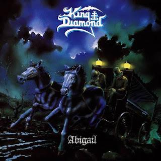 """Ο δίσκος του King Diamond """"Abigail"""""""