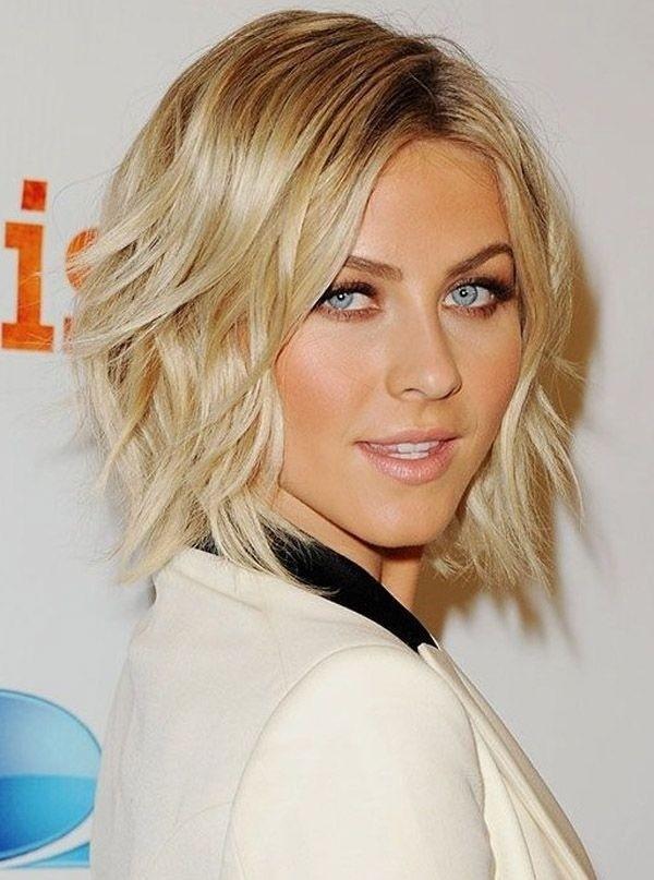 New Trendy Medium Wavy Hairstyles 2015 - Jere Haircuts