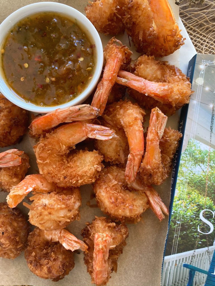 Coconut Shrimp | The Summer House