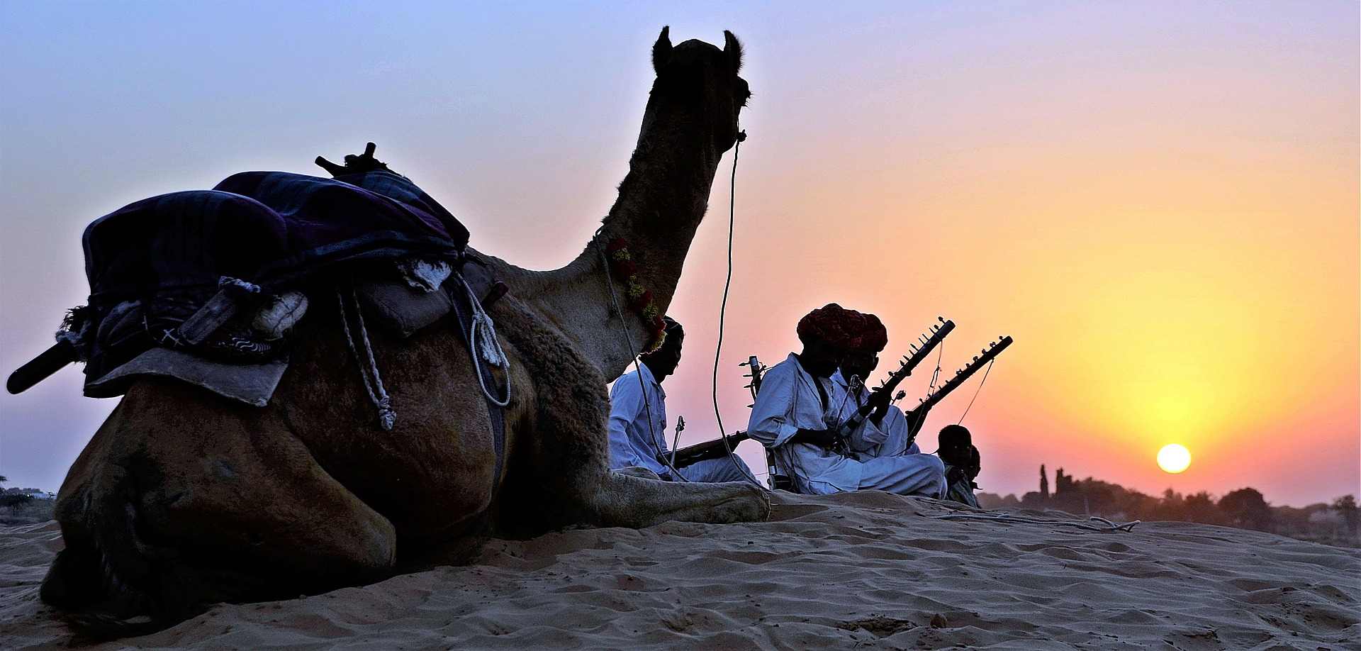 desert places to visit in India