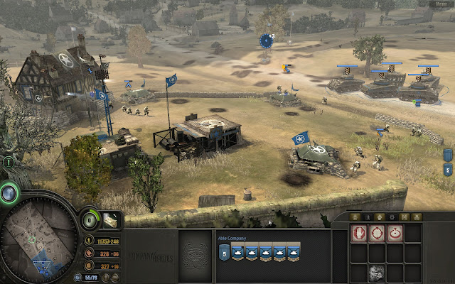 Company of Heroes Complete Edition PC Repack Free Download Screenshot 1