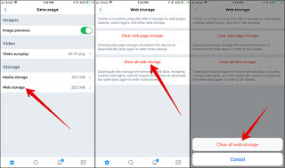 Clear Twitter Cache on iPhone and iPad