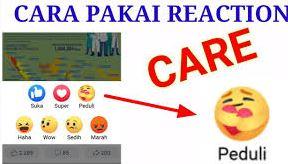 Cara Mendapatkan Emote Peduli di FB