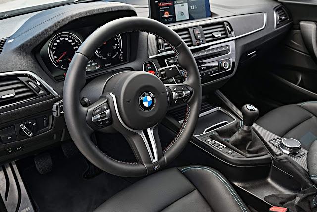 BMW M2 Competition MT chega ao Brasil por R$ R$ 439.950
